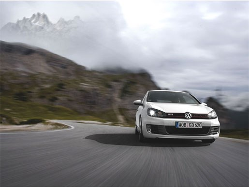 First official images of the Mk VI GTI - Image 2