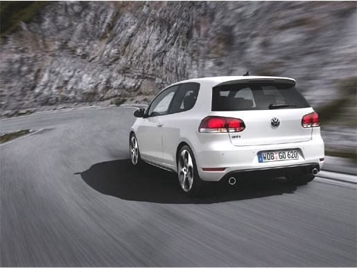 First official images of the Mk VI GTI - Image 3