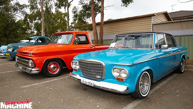 Hot rods and muscle cars, Street Machine magazine Australia