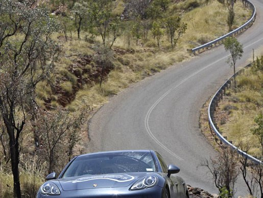 Porsche Panamera Down Under, Up Top - Image 2