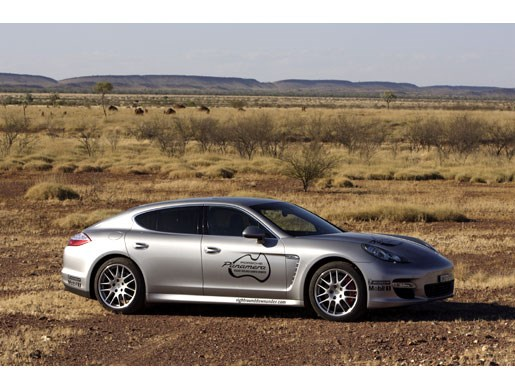 Porsche Panamera Down Under, Up Top - Image 21