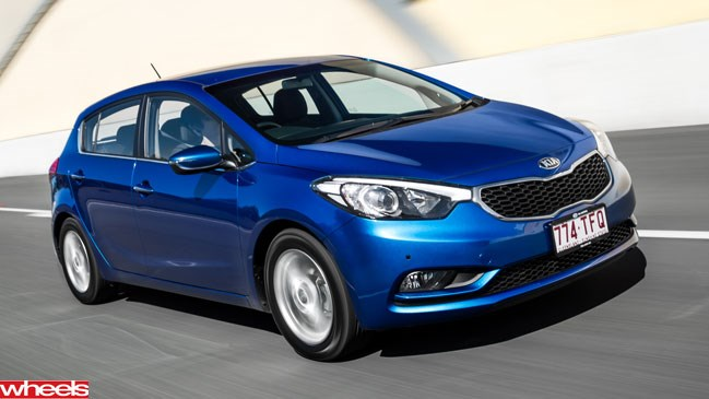 Kia Cerato, review, Wheels, magazine, 2013, Australia, small, SUV