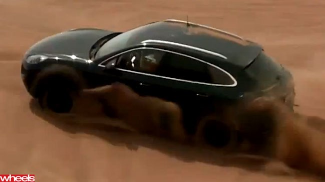 Porsche, Macan, SUV, new, teased, LA motor show, coming, Australia, Wheels, Review