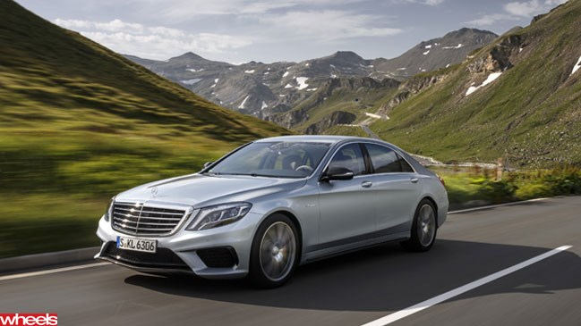Mercedes-Benz S Class, review, Wheels, magazine, 2013, Australia, small, SUV