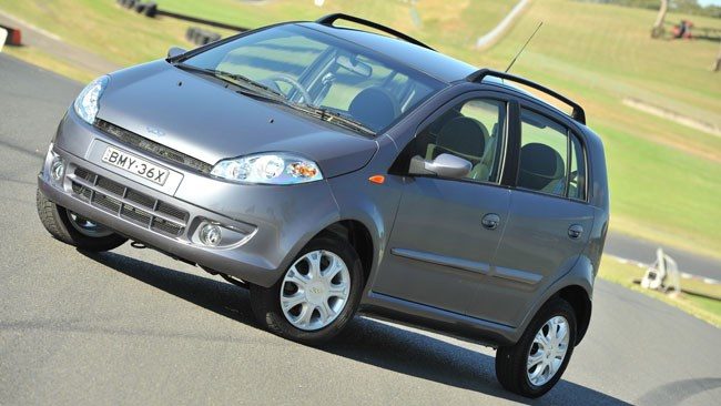 Oz's cheapest car, the Chery J1 is axed