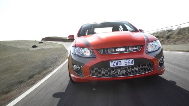 FPV, Ford, Ford Performance Vehicles, XR8, V8, performance vehicles, FPV axed