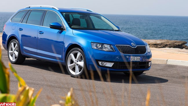 Skoda, Octavia, new car launch, sedan, wagon, suspension