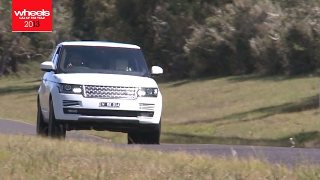 2013 Wheels Car of the Year: Range Rover