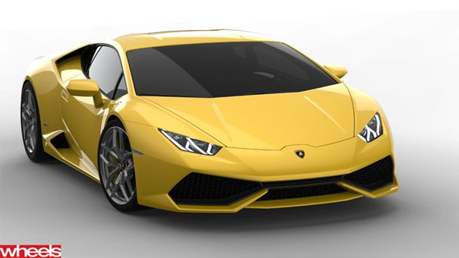 Wheels magazine, Lamborghini, Huracan, new, all-new, model, performance, muscle car, Australia,