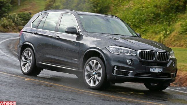 Wheels magazine, BMW X5, SUV, first drive