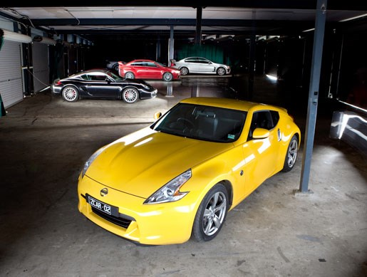 Wheels road test - 370Z v WORLD - Image 1