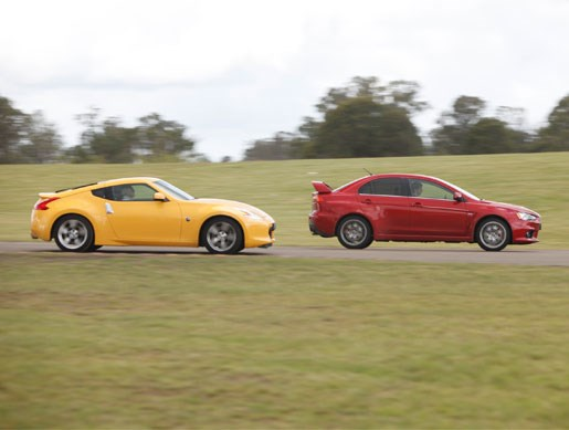 Wheels road test - 370Z v WORLD - Image 4