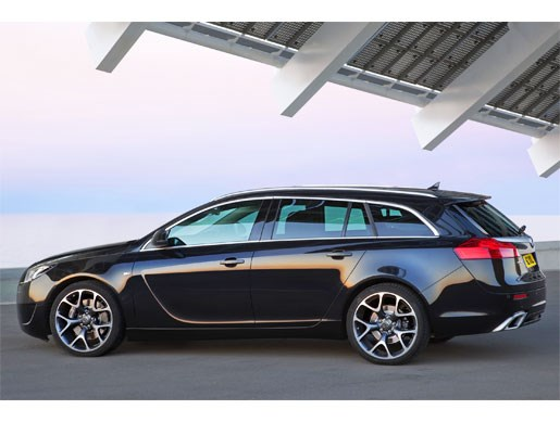 Vauxhall Insignia VXR Sports Tourer - Image 1