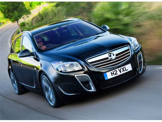 Vauxhall Insignia VXR Sports Tourer - Image 4