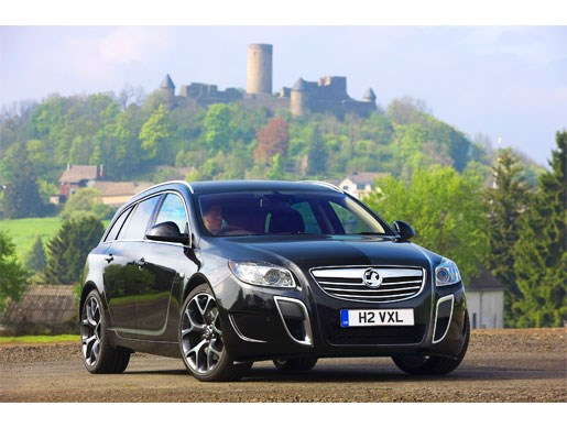 Vauxhall Insignia VXR Sports Tourer - Image 5