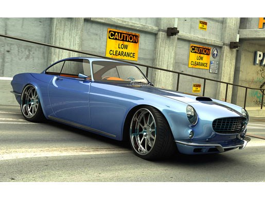 <i>The Saint</i>ly Volvo P1800 - Image 1