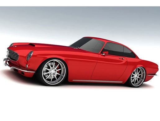 <i>The Saint</i>ly Volvo P1800 - Image 2