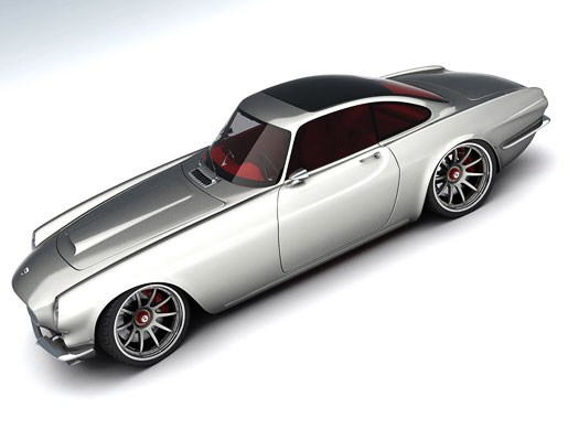 <i>The Saint</i>ly Volvo P1800 - Image 3