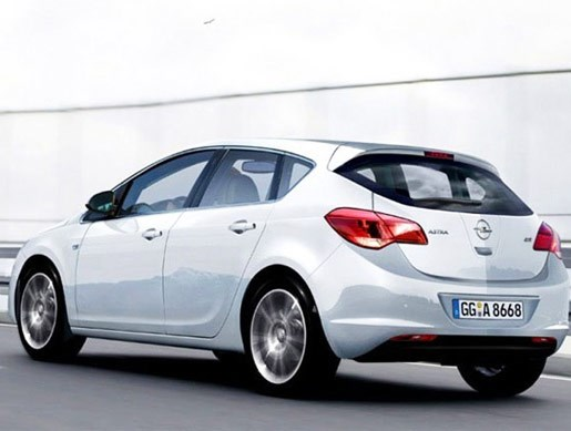 Leaked! Again! 2010 Opel Holden Astra - Image 1