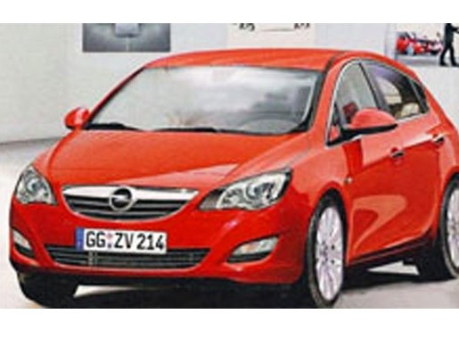 Leaked! Again! 2010 Opel Holden Astra - Image 2
