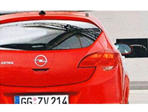 Leaked! Again! 2010 Opel Holden Astra - Image 4