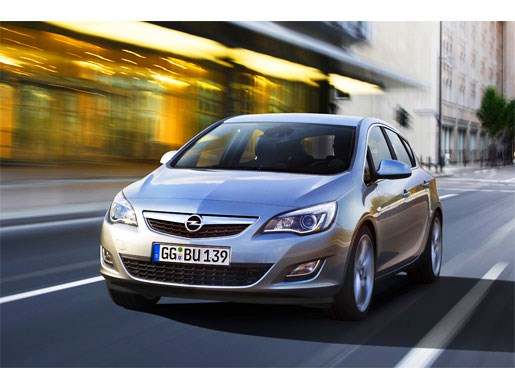 Leaked! Again! 2010 Opel Holden Astra - Image 7
