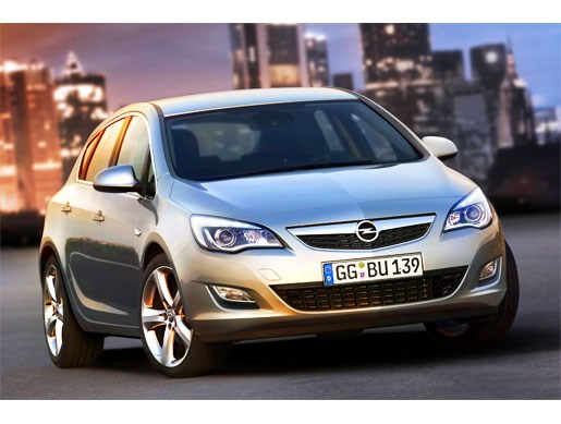 Leaked! Again! 2010 Opel Holden Astra - Image 10