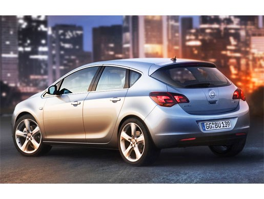 Leaked! Again! 2010 Opel Holden Astra - Image 11