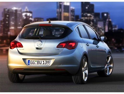 Leaked! Again! 2010 Opel Holden Astra - Image 12