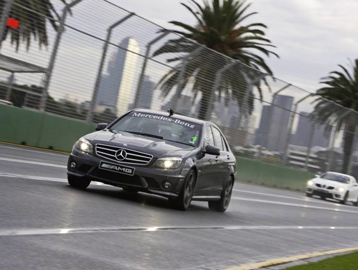 Mercedes AMG at Albert Park - Image 2