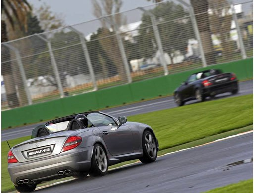 Mercedes AMG at Albert Park - Image 5