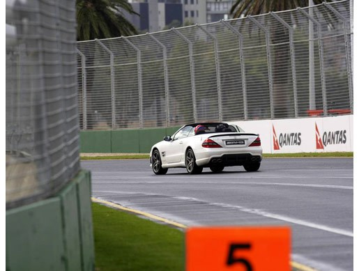 Mercedes AMG at Albert Park - Image 6