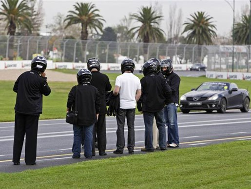 Mercedes AMG at Albert Park - Image 8