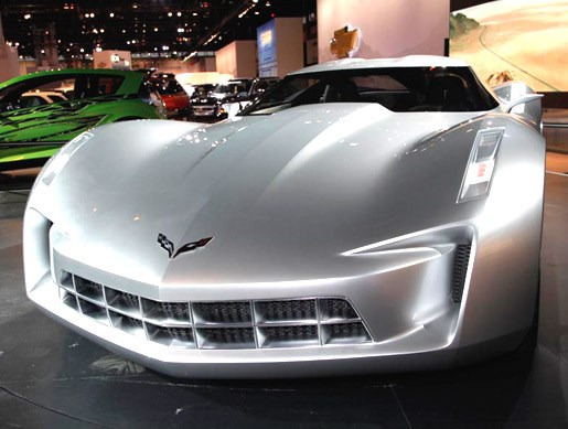 Corvette Stingray concept - Image 1