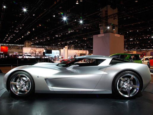 Corvette Stingray concept - Image 3