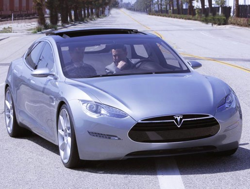 Tesla Model S launch - Image 3