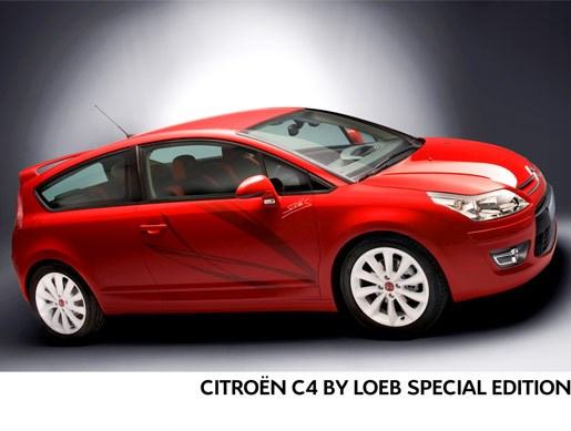 Citroen C4 <i>by Loeb</i> - Image 1
