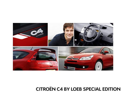 Citroen C4 <i>by Loeb</i> - Image 4