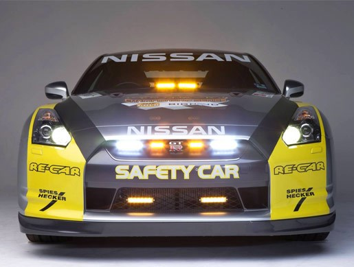 Nissan R35 GT-R Safety Car - Image 2
