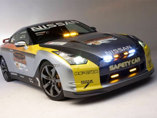 Nissan R35 GT-R Safety Car - Image 3