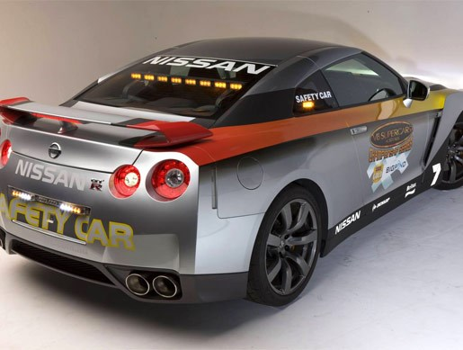 Nissan R35 GT-R Safety Car - Image 4