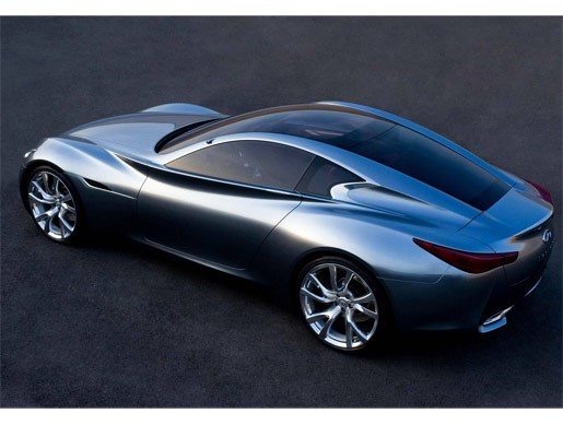 GALLERY - Infiniti Essence concept - Image 1