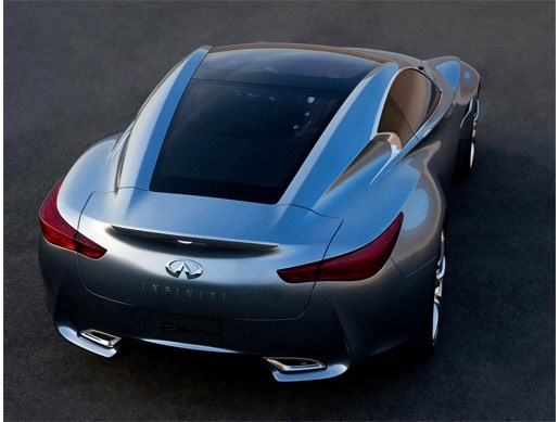 GALLERY - Infiniti Essence concept - Image 4