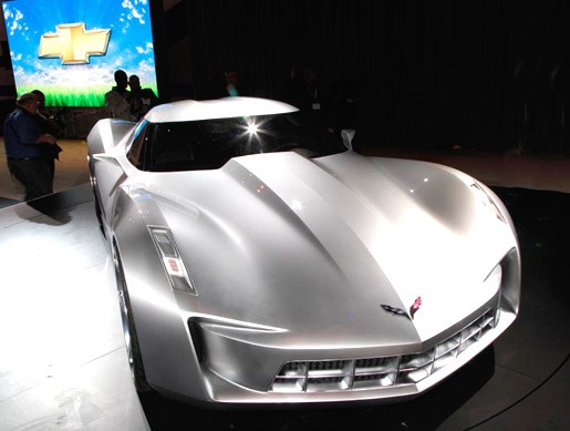 Corvette Stingray concept - Image 5