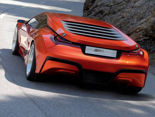 BMW M1 Homage for 2009 - Image 1