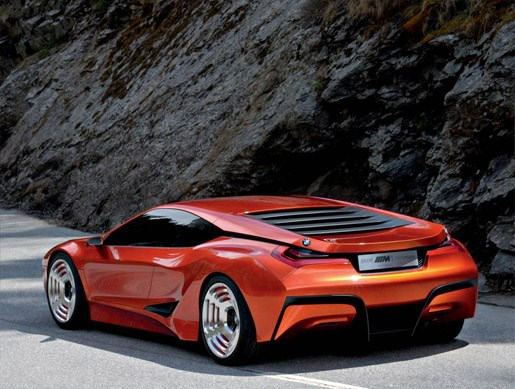 BMW M1 Homage for 2009 - Image 2