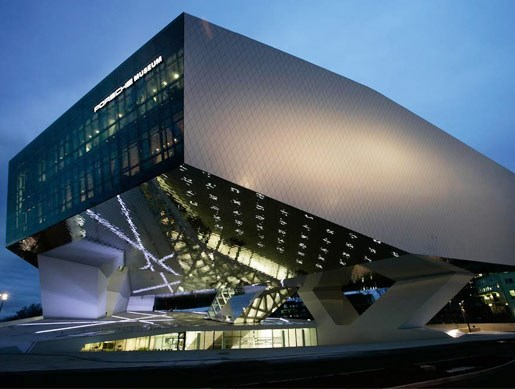The new Porsche museum - Image 1