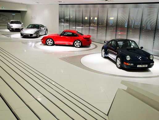 The new Porsche museum - Image 2