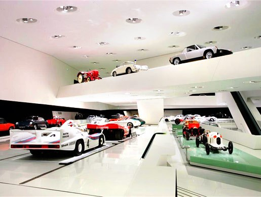 The new Porsche museum - Image 3
