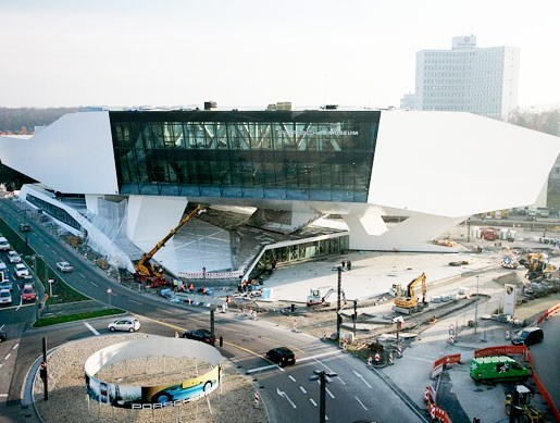 The new Porsche museum - Image 8